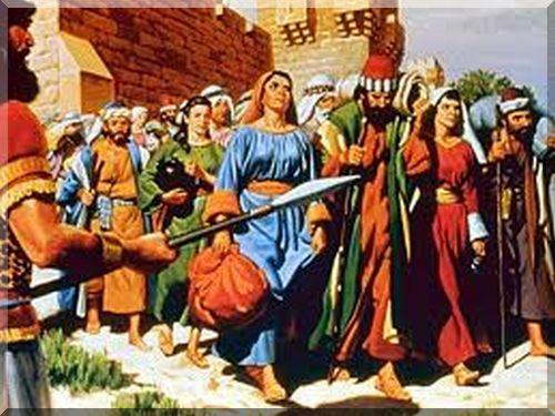 Sacra Bibbia illustrata - Antico Testamento - Esdra Sacerdote